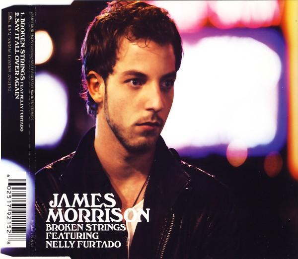 Morrison, James Broken Strings (feat. Nelly Furtado) [CD Single]