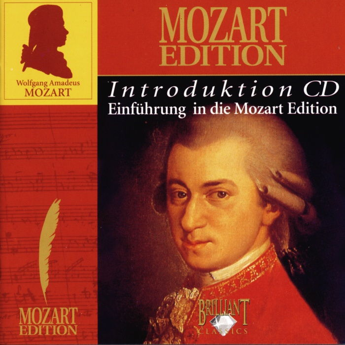 Mozart - Mozart Edition, Introduction CD [CD]