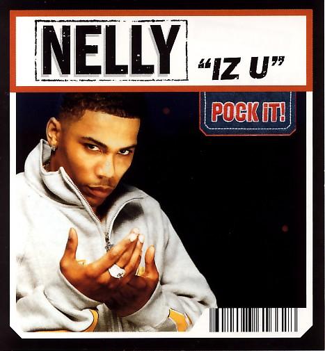 Nelly - Iz U [CD-Single]