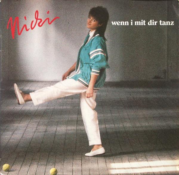 "Nicki - Wenn I Mit Dir Tanz [12"" Maxi]"