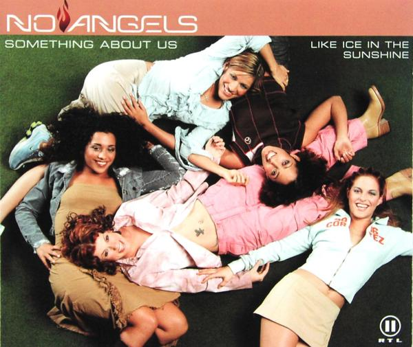 No Angels - Something About Us [CD-Single]