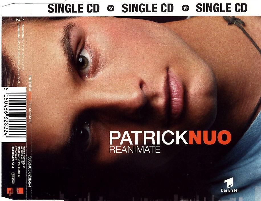 Nuo, Patrick - Reanimate [CD-Single]