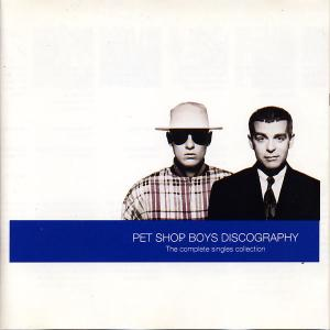Pet Shop Boys - Discography [CD]