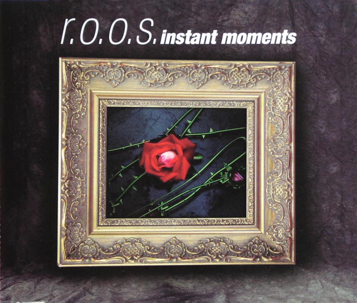 ROOS - Instant Moments [CD-Single]