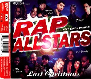 Rap Allstars feat. Daniels, Leroy - Last Christmas [CD-Single]