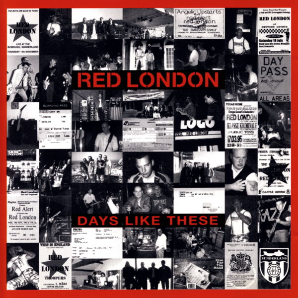 Red London - Days Like These [CD]