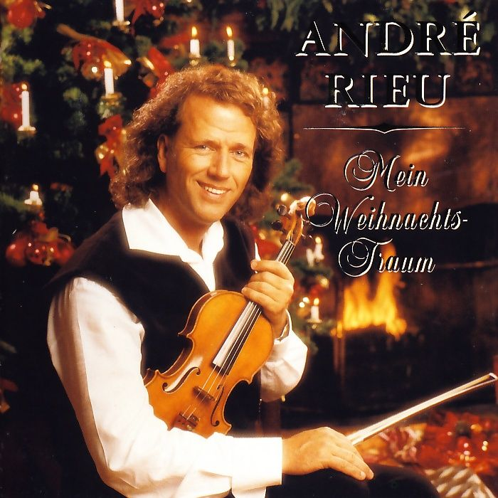 Rieu, Andre - Mein Weihnachtstraum [CD]