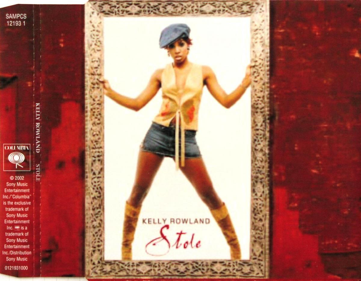 Rowland, Kelly - Stole [CD-Single]