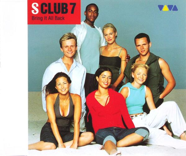 S Club 7 - Bring It All Back [CD-Single]