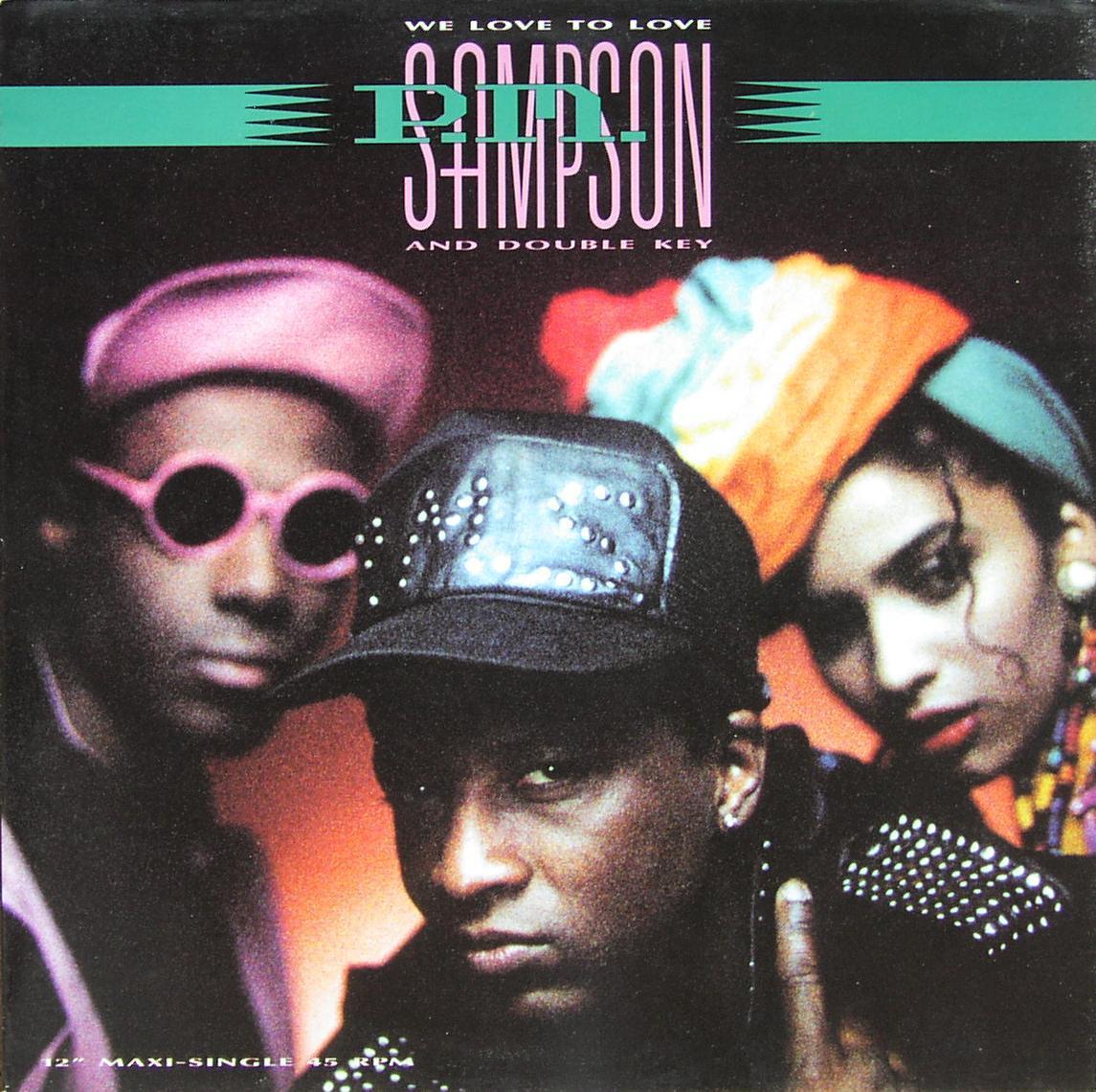 "Sampson, P.M. - We Love To Love [12"" Maxi]"