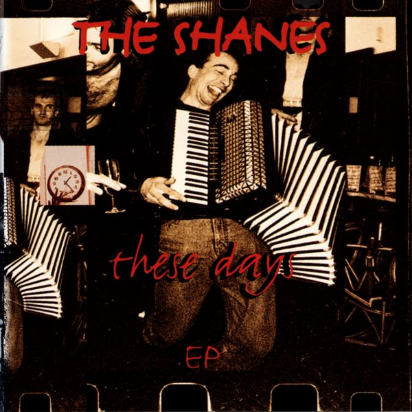Shanes - These Days EP [CD]