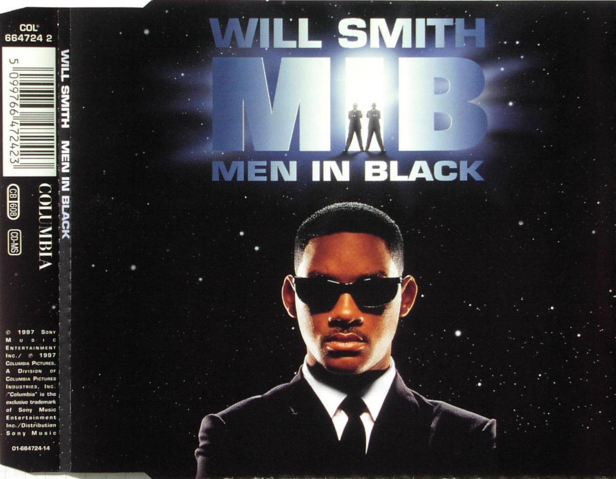 Smith, Will - Men In Black [CD-Single]