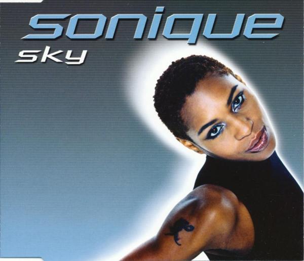 Sonique - Sky [CD-Single]