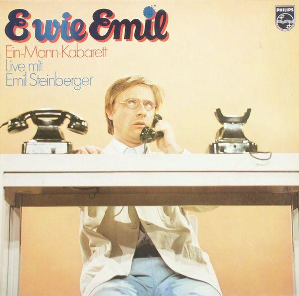 Steinberger, Emil - E Wie Emil [LP]