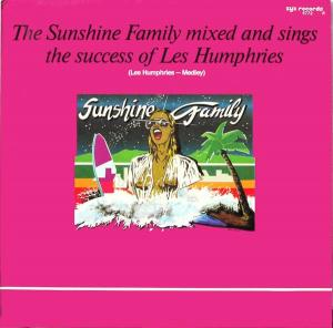 "Sunshine Family - The Success Of Les Humphries [12"" Maxi]"
