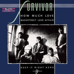 "Survivor - How Much Love [12"" Maxi]"