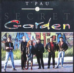 "T'Pau - Secret Garden [12"" Maxi]"