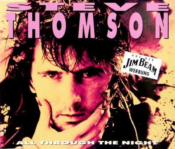 Thomson, Steve - All Through The Night [CD-Single]