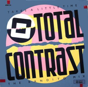 "Total Contrast - Takes A Little Time [12"" Maxi]"