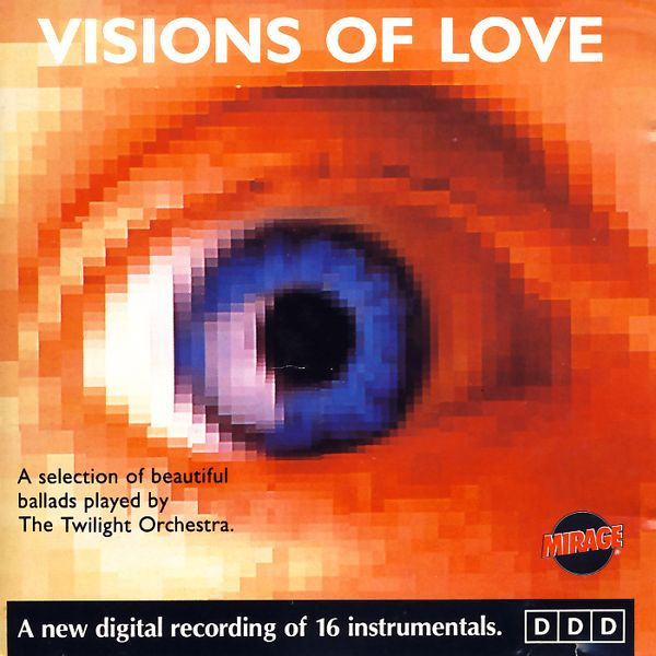 Twilight Orchestra - Visions Of Love [CD]