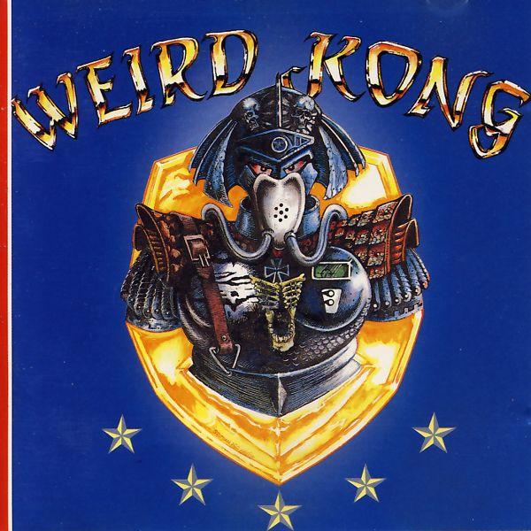 Weird Kong - Weird Kong [CD]