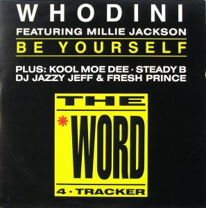 """Whodini feat. Millie Jackson - Be Yourself [12"""" Maxi]"""