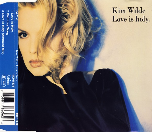 Wilde, Kim - Love Is Holy [CD-Single]