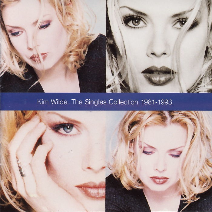 Wilde, Kim - The Singles Collection 81-93 [CD]