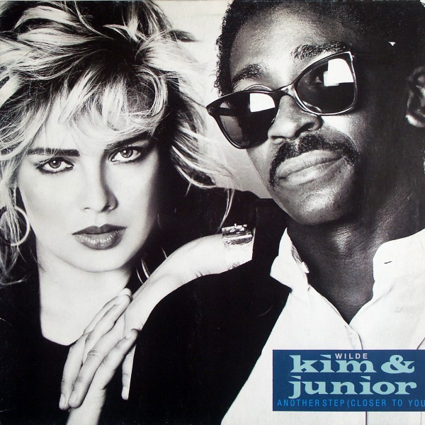 "Wilde, Kim - Another Step (Closer To You) (& Junior) [12"" Maxi]"