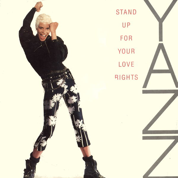 "Yazz - Stand Up For Your Love Rights [7"" Single]"