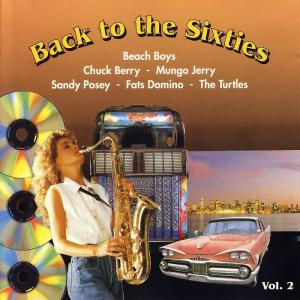 Various - Back To The Sixties Vol. 2 [CD]