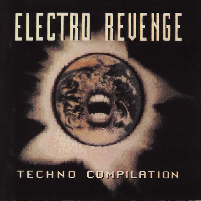 Various - Electro Revenge Techno Compilation [CD]