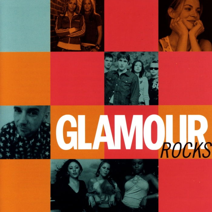 Various - Glamour Rocks [CD]