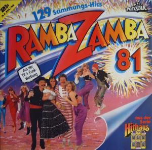 Various - Hithaus Ramba Zamba '81 [LP]