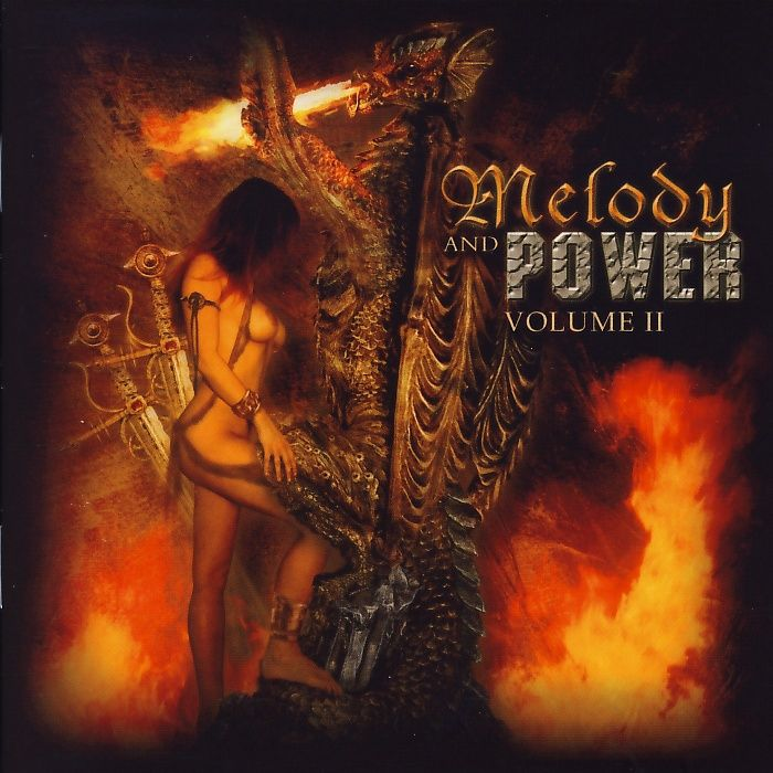 Various - Melody & Power Volume II [CD]