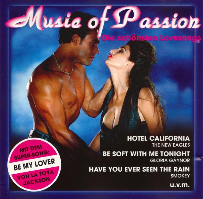 Various - Music Of Passion Die Schönsten Lovesongs [CD]