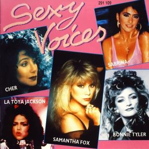 Various - Sexy Voices [CD]
