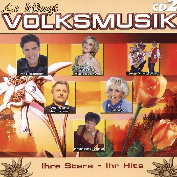 Various - So Klingt Volksmusik [CD]