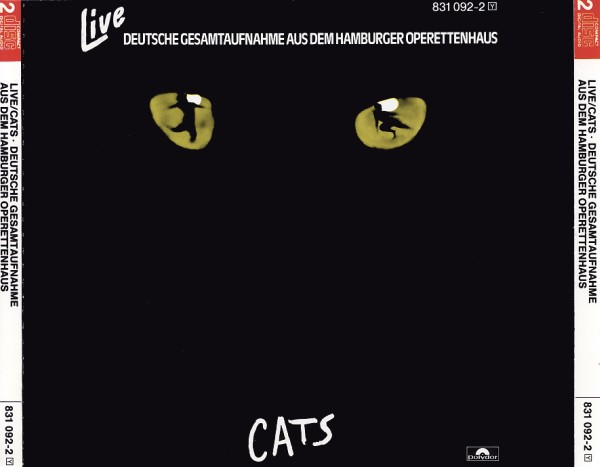 Various - Cats [CD]