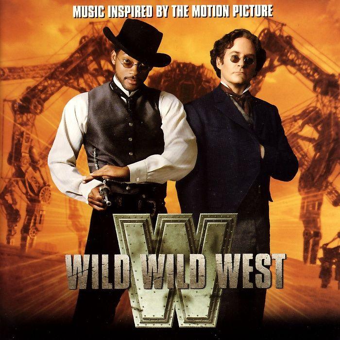 Various - Wild Wild West [CD]