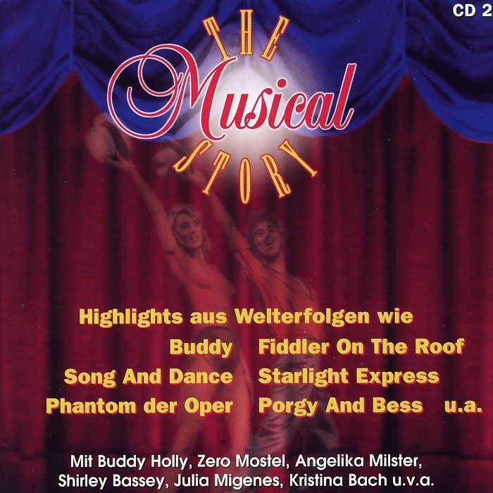 Various - The Musical Story CD 1 [CD]