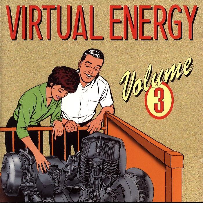 Various - Virtual Energy Volume 3 [CD]