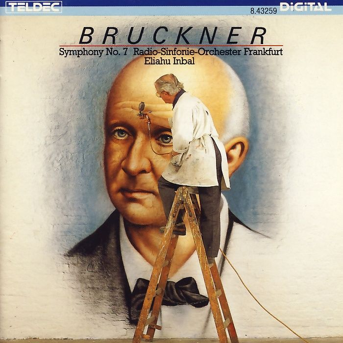 Bruckner, Anton - Symphonie Nr. 7 [CD]