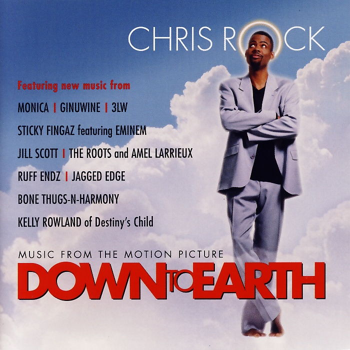 Various - Down to Earth [CD]