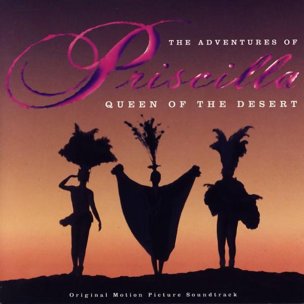 Various - The Adventures Of Priscilla: Queen Of The Desert [CD]