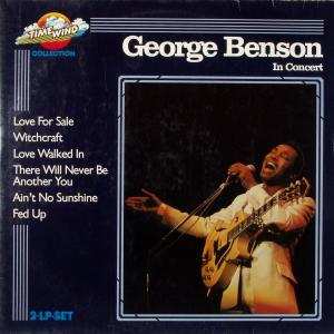 Benson, George - In Concert [LP]