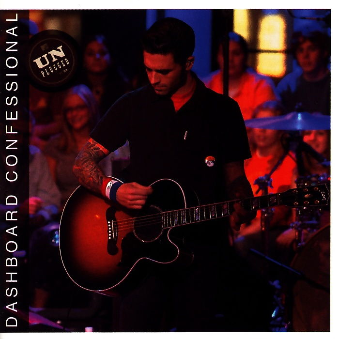 Dashboard Confessional - MTV Unplugged [CD]
