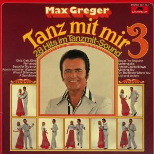 Greger, Max - Tanz Mit Mir 3 [LP]