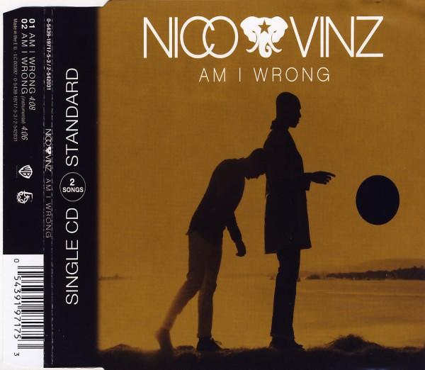 Nico & Vinz - Am I Wrong [CD-Single]