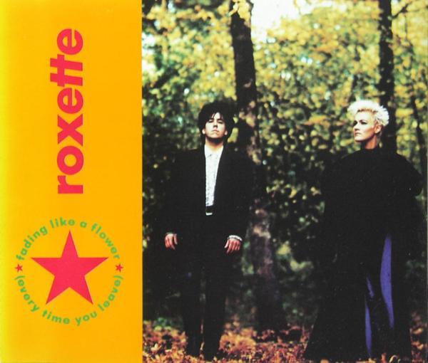 Roxette - Fading Like A Flower [CD-Single]